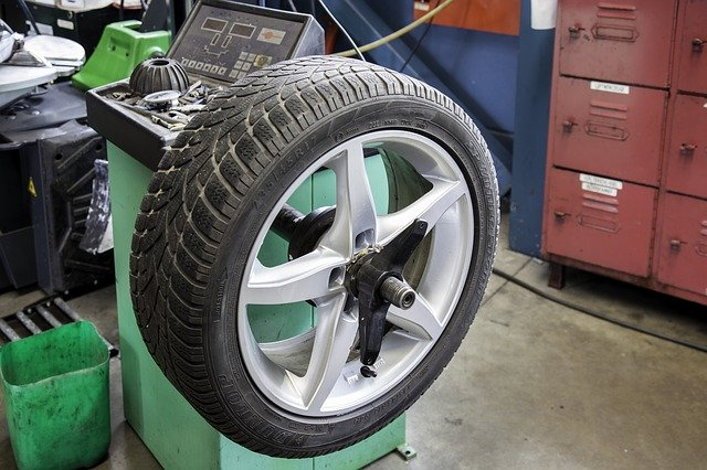 Car tyres competitively priced
